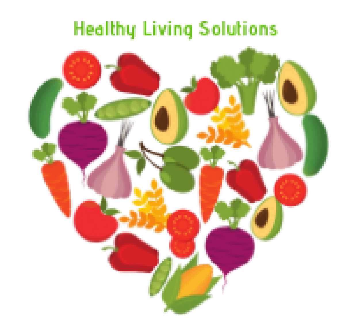 healthy living solutions logo